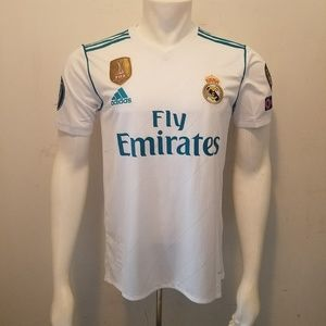 Other - HOME REAL MADRID FAN JERSEY 2017/2018